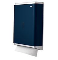 Indigo Paper Towel Dispenser