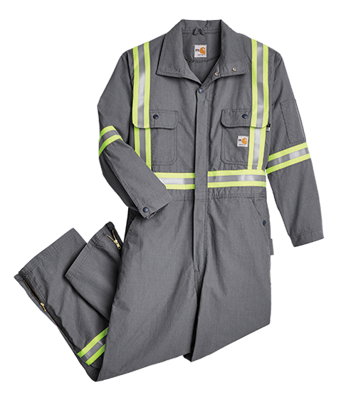 74075 FeatherWeight FR Hi-Vis Coverall