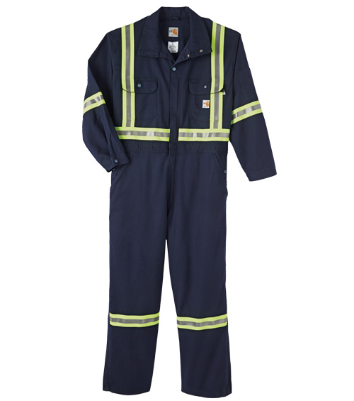 carhartt flame resistant coverall